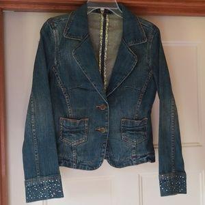Jean jacket, Size M